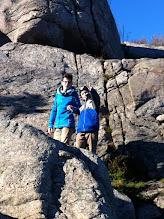 Photo: Klettern ist cool.