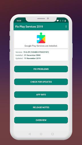 Fix Play Services 2020 (Update) 1.4 screenshots 1