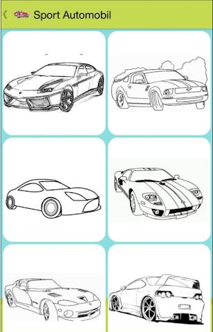 android Ausmalbilder für Kinder Screenshot 6