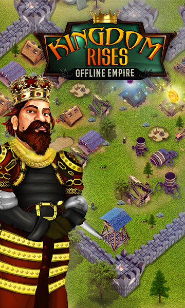 Kingdom Rises: Offline Empire v1.4 [Mod]