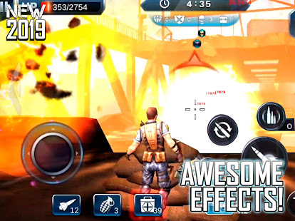Hack Game War squad: Aim the soldiers - Shooter FPS Game apk free
