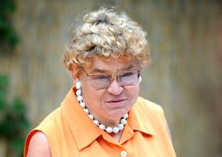 Photo: Dr. Sieglinde PFABIGAN, Merker-Obfrau. Foto: Barbara Zeininger