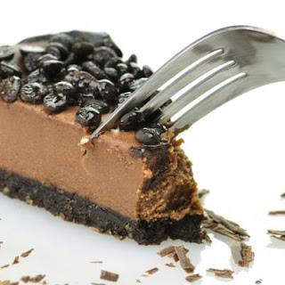 Chocolate Cheesecake Factory-Inspired Cheesecake.