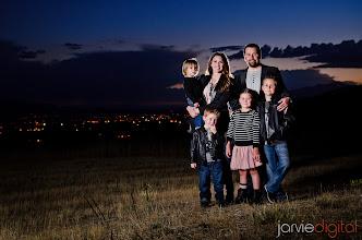 Photo: A happy family