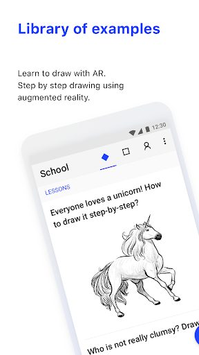 SketchAR: How to draw with augmented reality 2.27 Screenshots 2