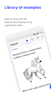 SketchAR: How to draw with augmented reality Screenshot