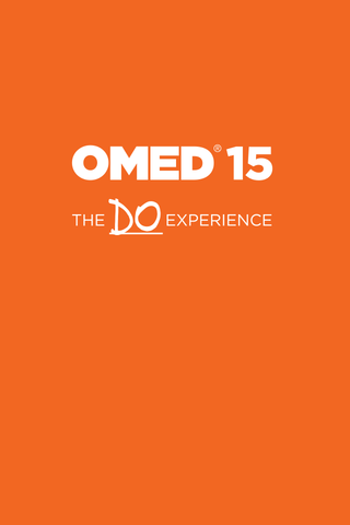 OMED 2015 The DO Experience