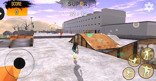 Freestyle Extreme Skater: Flippy Skate screenshots 2