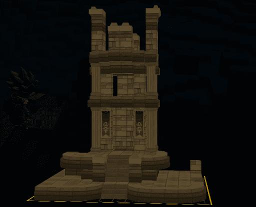 ビルダーズ2「副塔の設計図2」