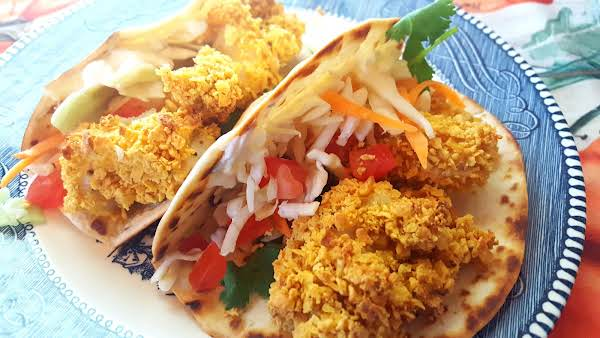 Healthy And Delicious Fish Tacos