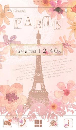 Cute Theme-Lovely Paris- 3.0.0 Windows u7528 1