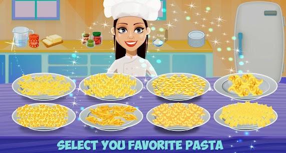 Make Pasta In Cooking Kitchen Food Maker 9