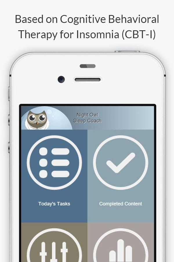 Night Owl - Sleep Coach- screenshot
