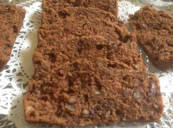 Ghirardelli Chocolate Zucchini Nut Bread