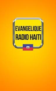 Radio Evangelique Haiti - náhled