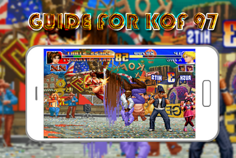 Tips King of Fighters 97 - náhled