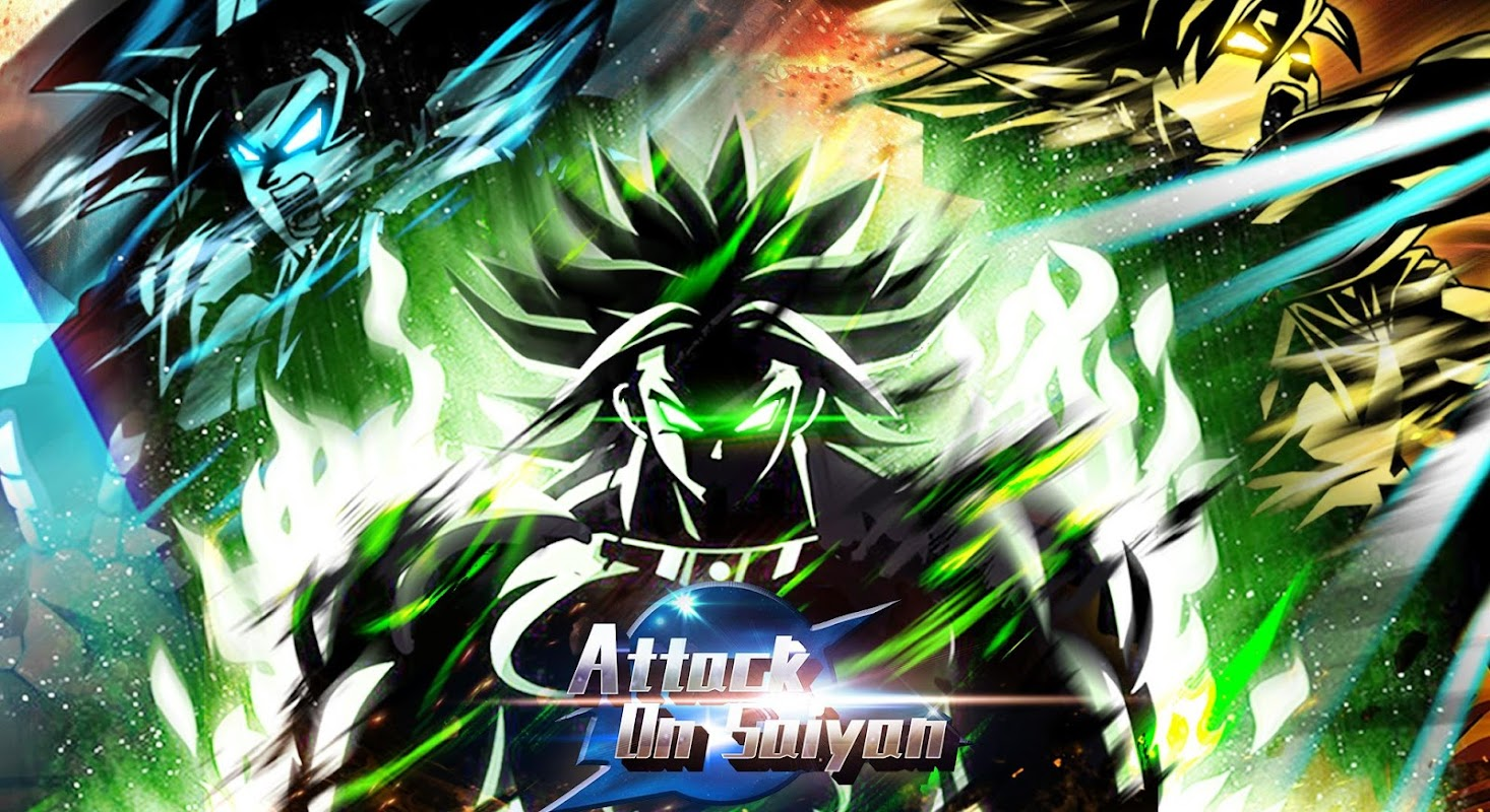 Download Attack On Saiyan (Unreleased) APK + Mod APK + Obb data 1 0