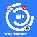Toe - Tok Live Video Calls & Live Talk Guide Free icon