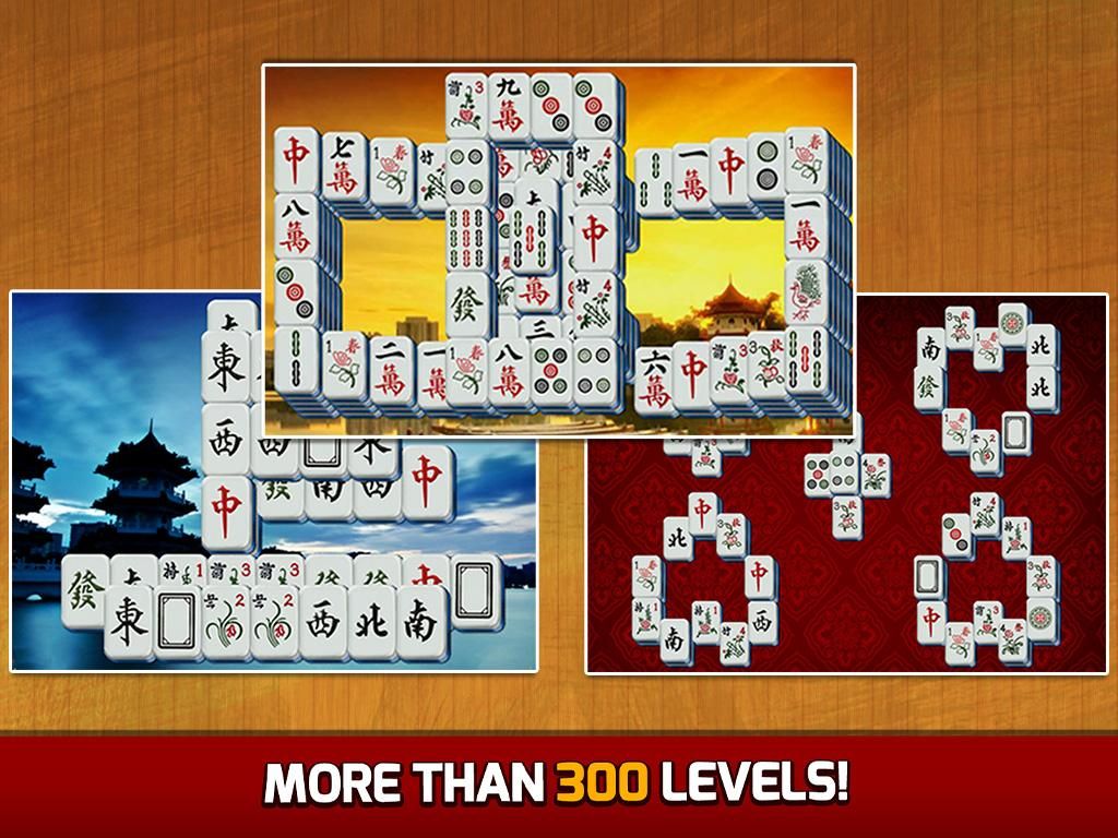 Mahjong Solitaire- screenshot