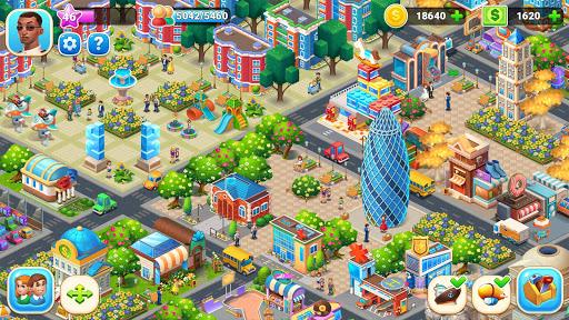 Farm City : Farming & City Building apkdebit screenshots 2