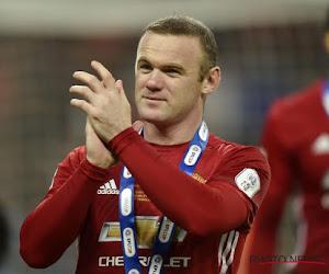 Wayne Rooney, 34 jaar en op het punt om voor zijn laatste club te spelen