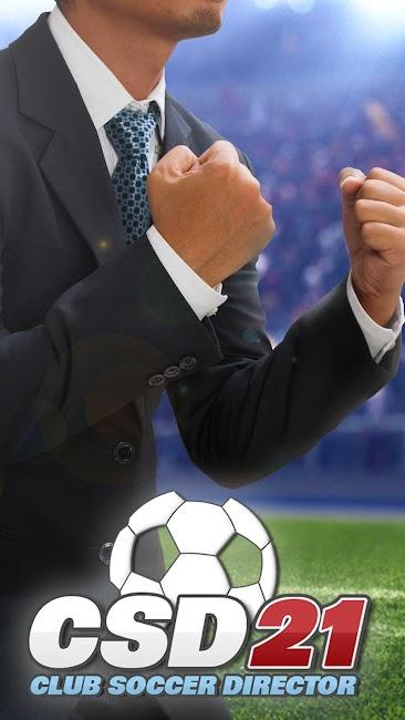 Club Soccer Director 2021 MOD APK 1.5.4 1