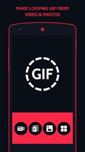 Gif Maker - Video to GIF Photo to GIF Animated GIF - náhled