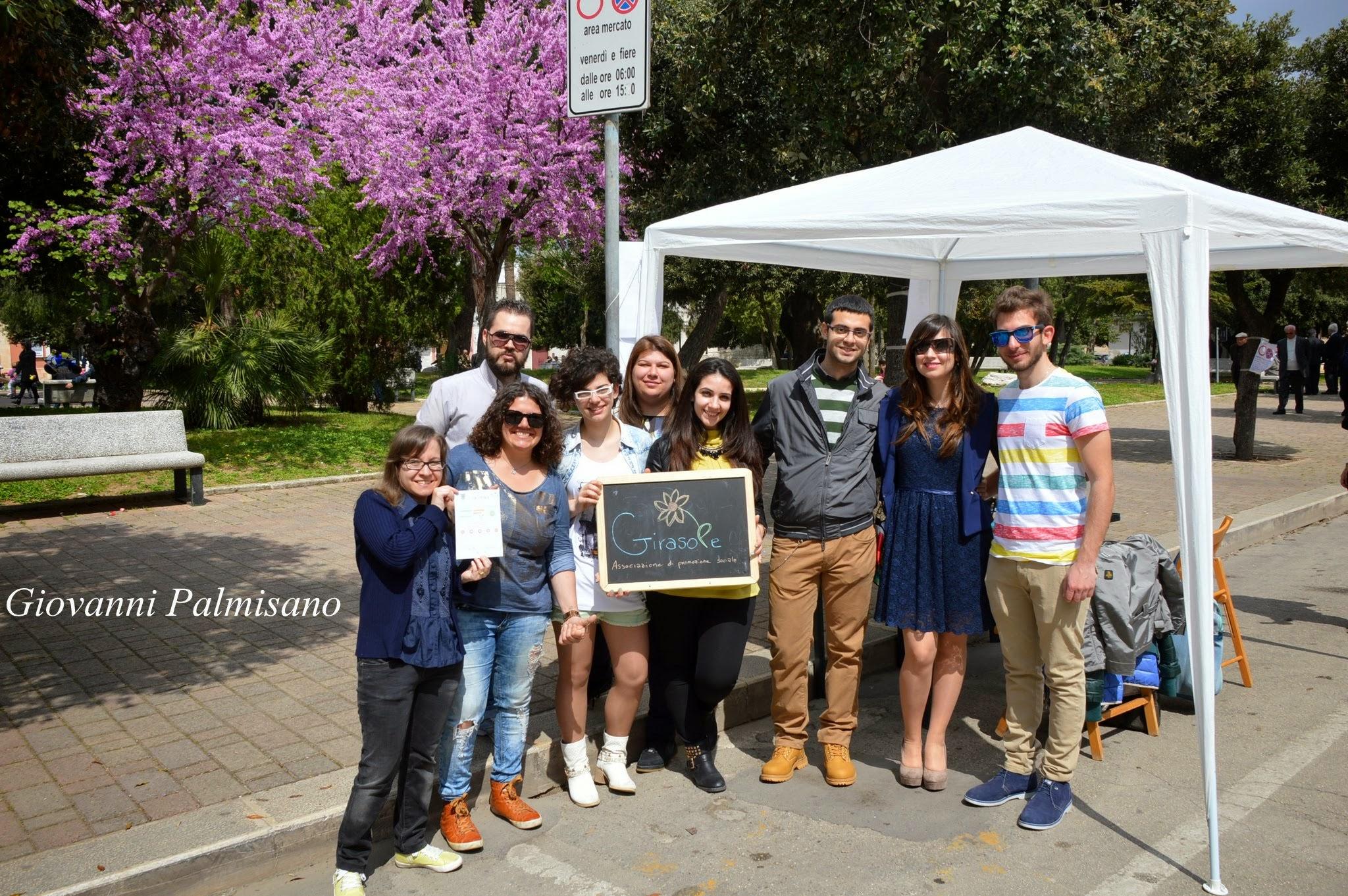 "Photo: Associazione ""i Girasoli"" - Turi  e i TURIONI"