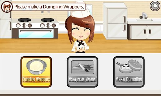 Today's Chef - Dumpling - náhled