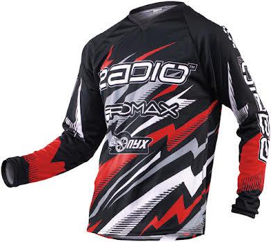 Radio Lightning BMX Race Jersey - Long Sleeve, Men's alternate image 2