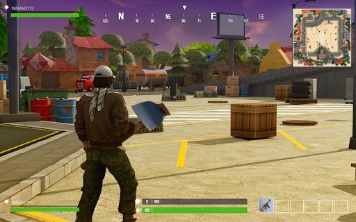 Fort Battle Royale Squad Fight Nite Fire apkmr screenshots 1