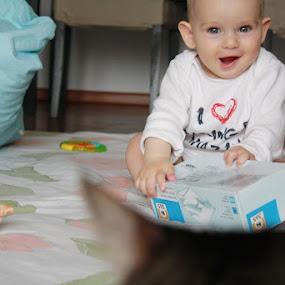 by Simona Hatieganu - Babies & Children Babies