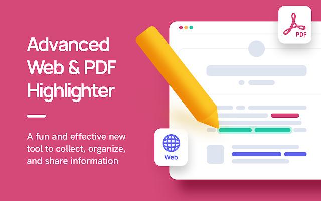NotesAlong: Advanced Web & PDF Highligher
