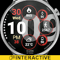 Huge Watch Face icon