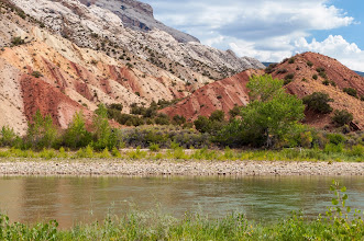 Photo: Green River, Dinosaur National Monument, CO