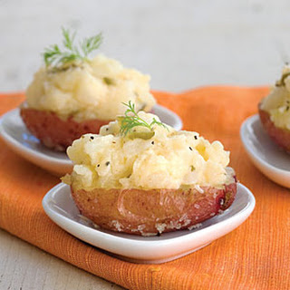 Deviled Potatoes