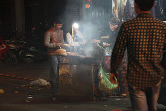Photo: Day 235 - Night Market Food Sellers, Ha Noi (Vietnam)