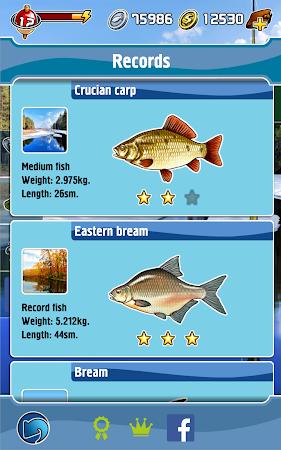 Pocket Fishing 1.9.2 screenshot 638806