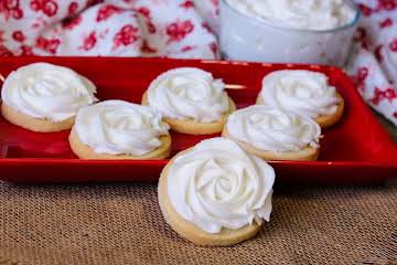 Sugar Cookie Frosting-Annette's