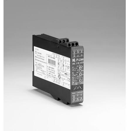 Mjukstart/stopp 1,5 kW, 400-415 VAC, 3A, 2 KONTROLL. FASER