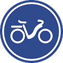 Bike Share Philly Map icon
