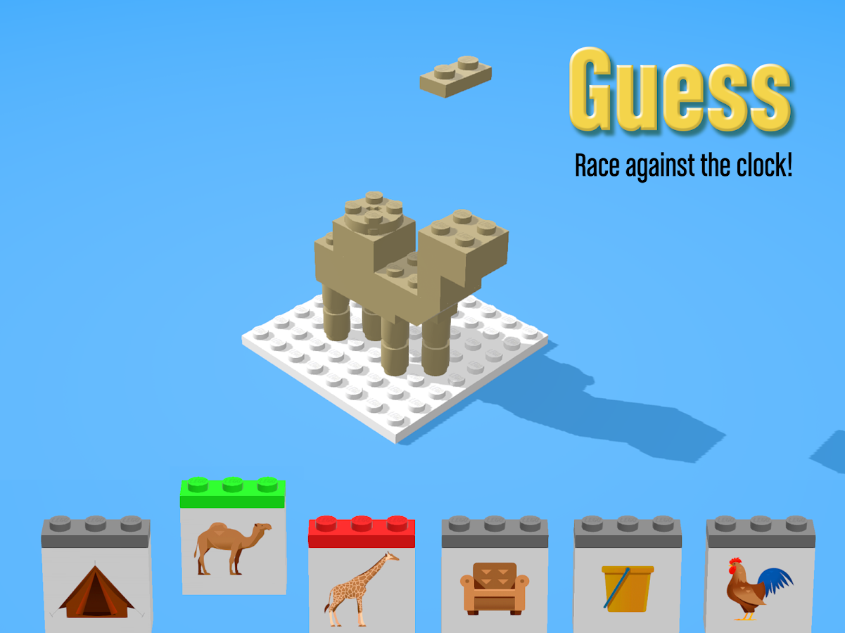 LEGO® Go Build (Unreleased)- screenshot