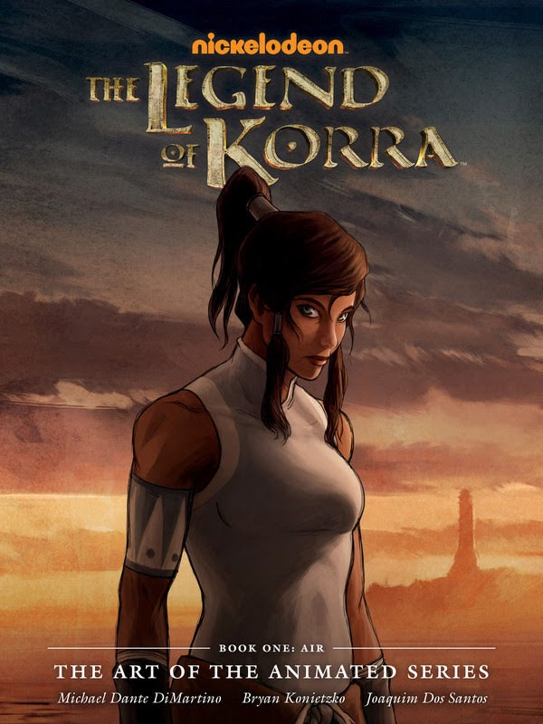 The Legend of Korra: The Art of the Animated Series (2013) - complete