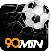 90min - The Football News App