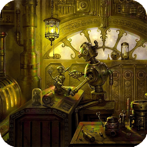 Download steampunk wallpaper for pc for Steampunk wallpaper home