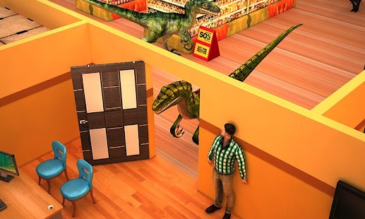 Supermarket Escape Dash Screenshot