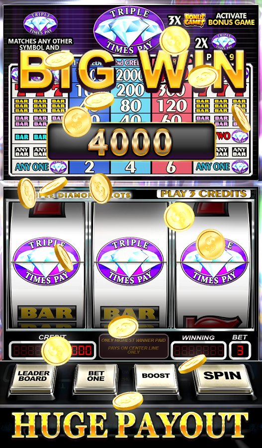 Diamonds Of Fortune Slots - Play Online for Free Now
