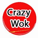 Crazy Wok, Sahibabad, Ghaziabad logo
