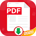 PDF Reader for Android 2021 icon