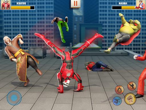 Ninja Superhero Fighting Games: City Kung Fu Fight apktram screenshots 3